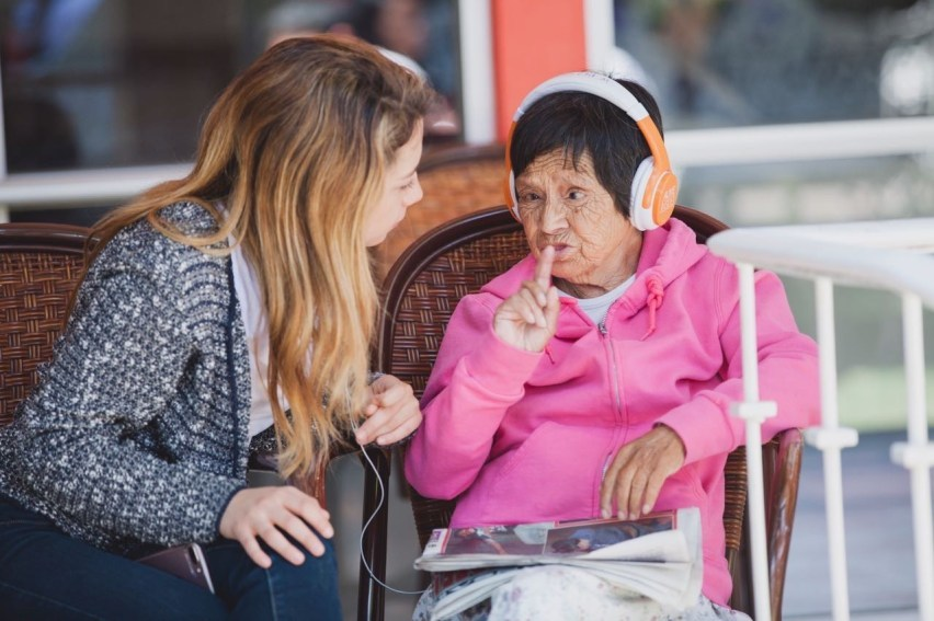 Alzheimers program in Mexico 1