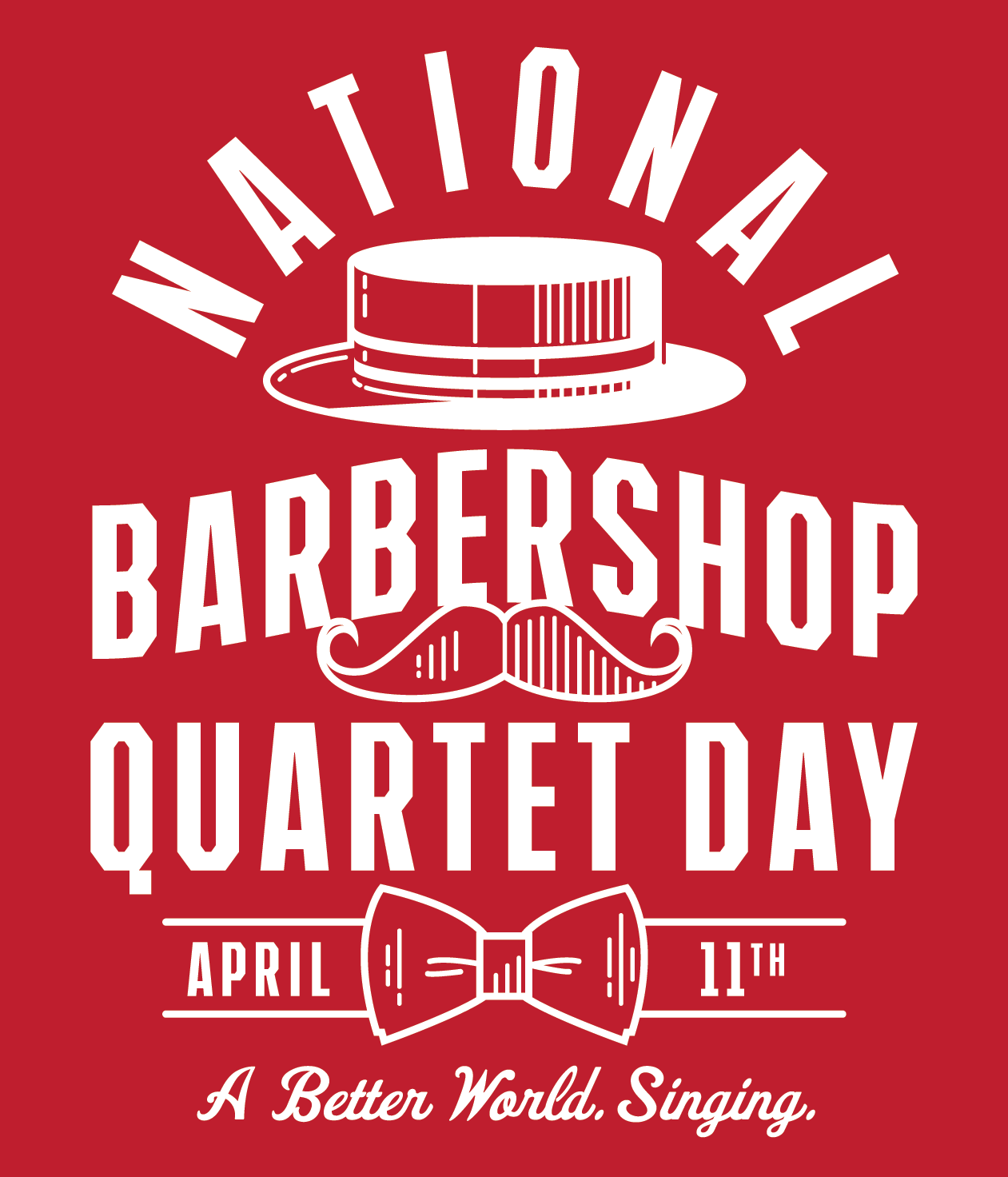 Barbershop Quartet Day