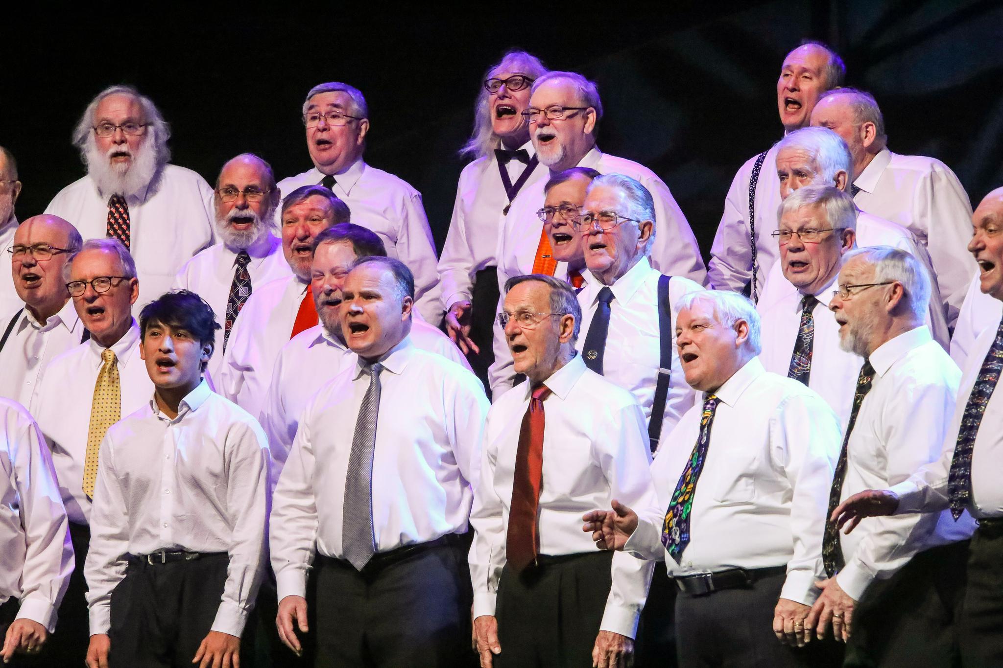 All Chapter Chorus