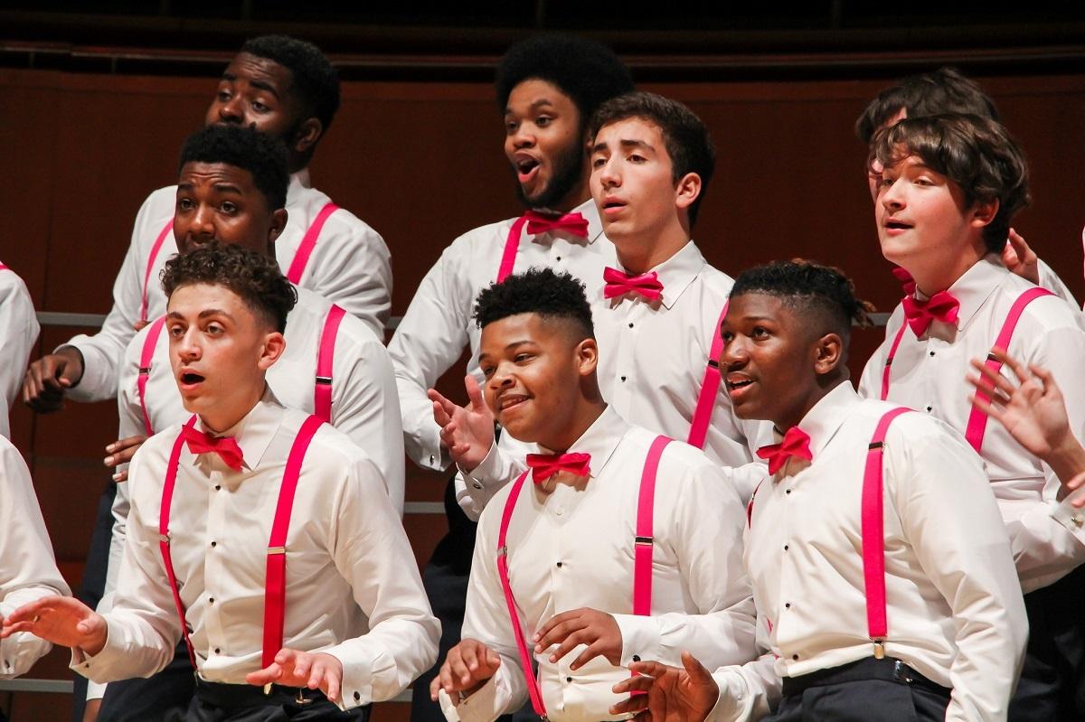 Chorus - Mens Youth