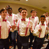 CHORUS - youth suspenders