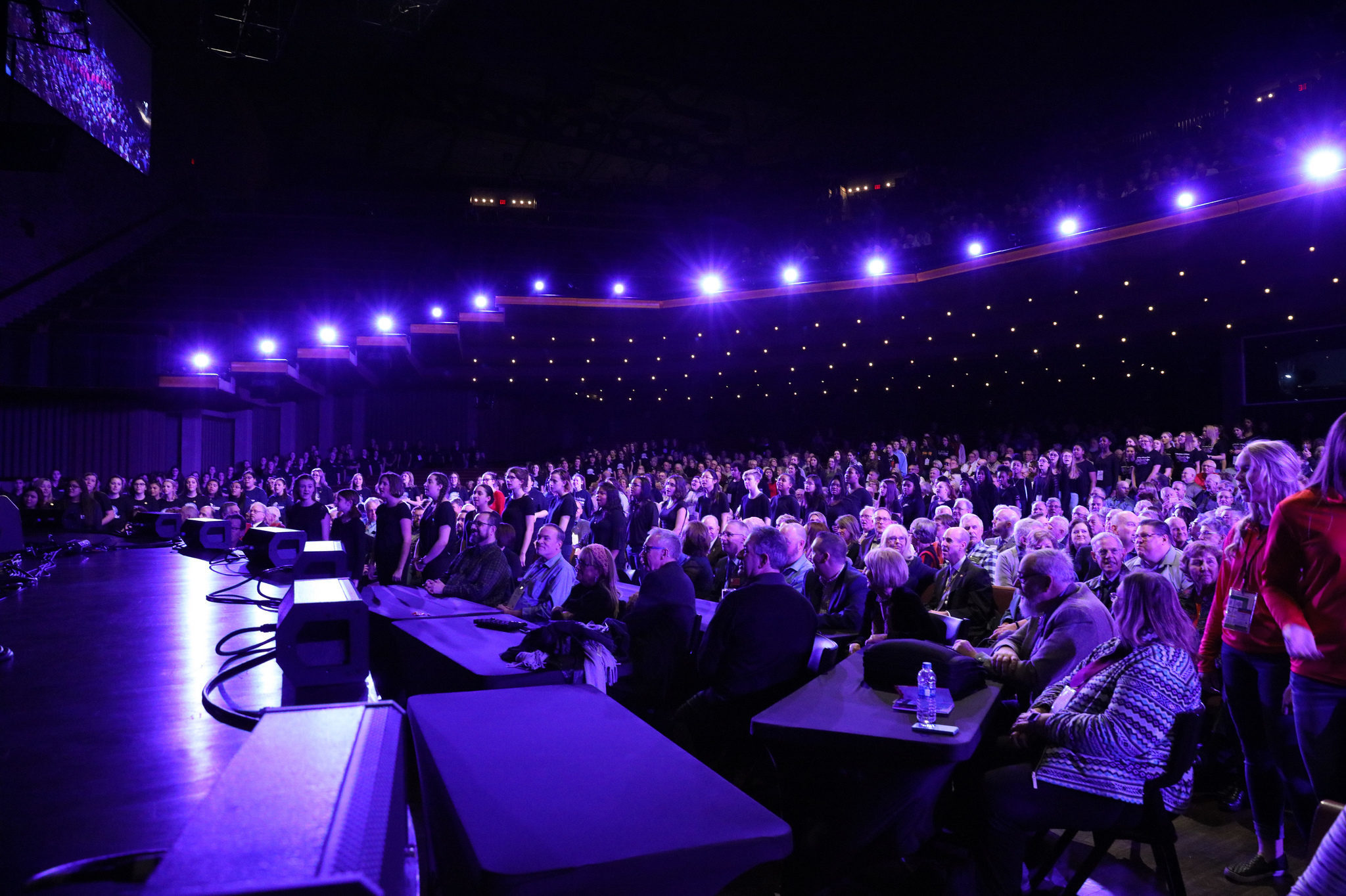 Midwinter Convention at the Grand Ole Opry