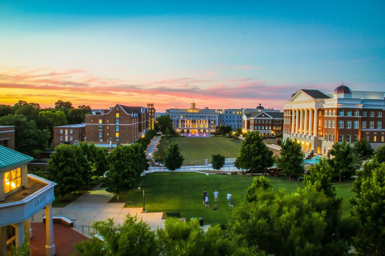 Belmont University - Lawn