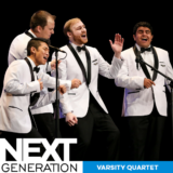 EVENTS - Varsity Quartet Contest