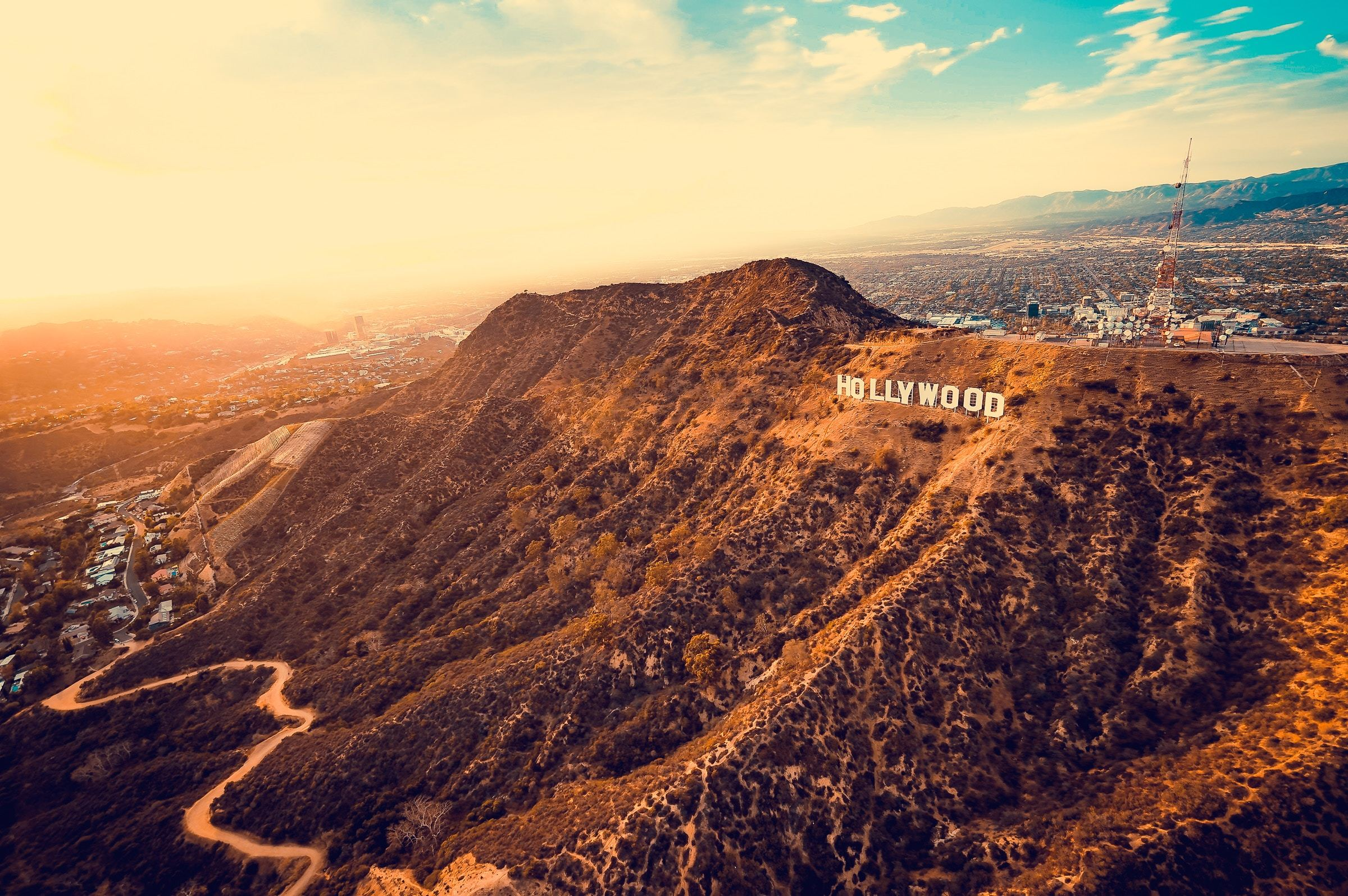 Los Angeles_Hollywood_Vista