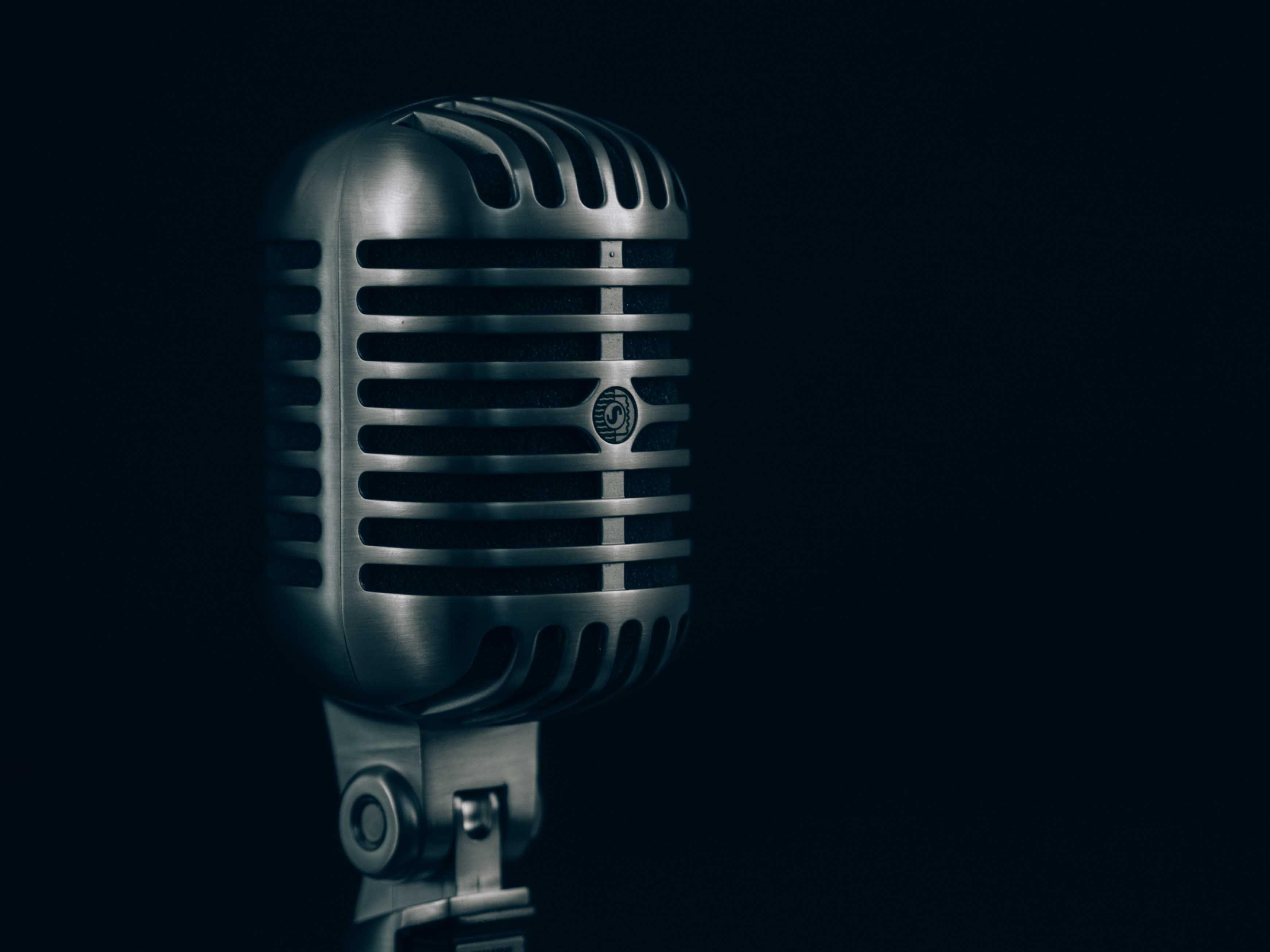 GENERAL - vintage mic
