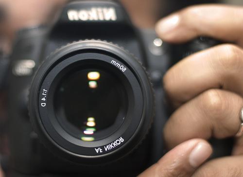 GENERAL - Camera Close Up