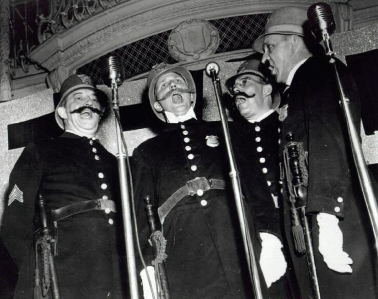 HISTORY - Nypd Quartet