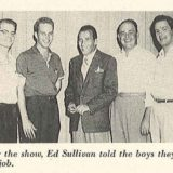 History Quartet And Ed Sullivan