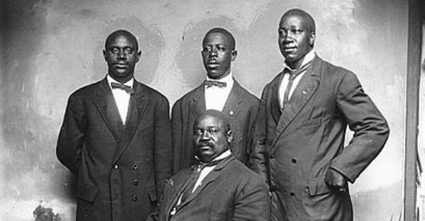 HISTORY - Old South Quartette