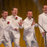 Instant Classic performs at the 2015 International Convention, where they were crowned quartet champions.