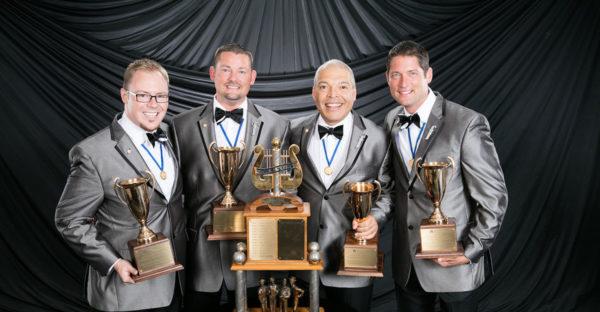 QUARTET - Forefront Trophy 2016