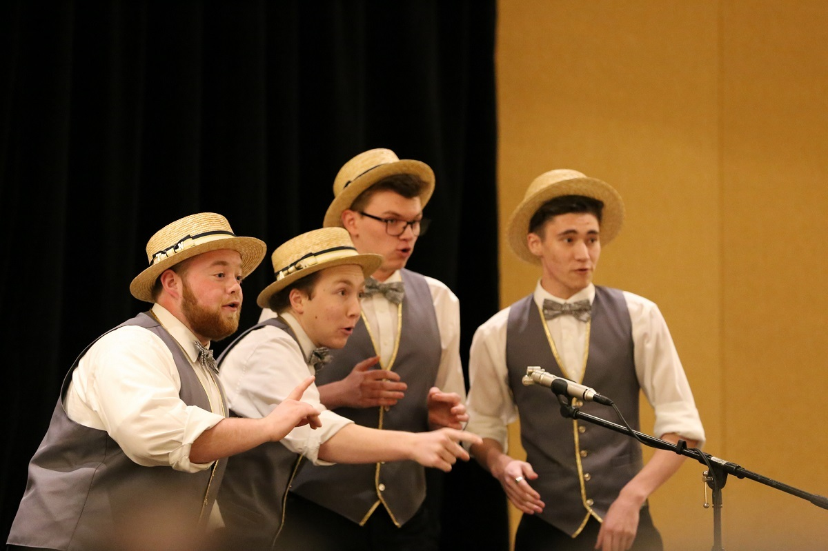 Young Mens Quartet