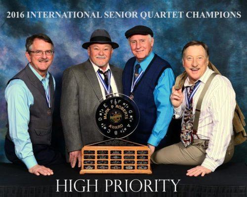 Recent Champions | Barbershop Harmony Society