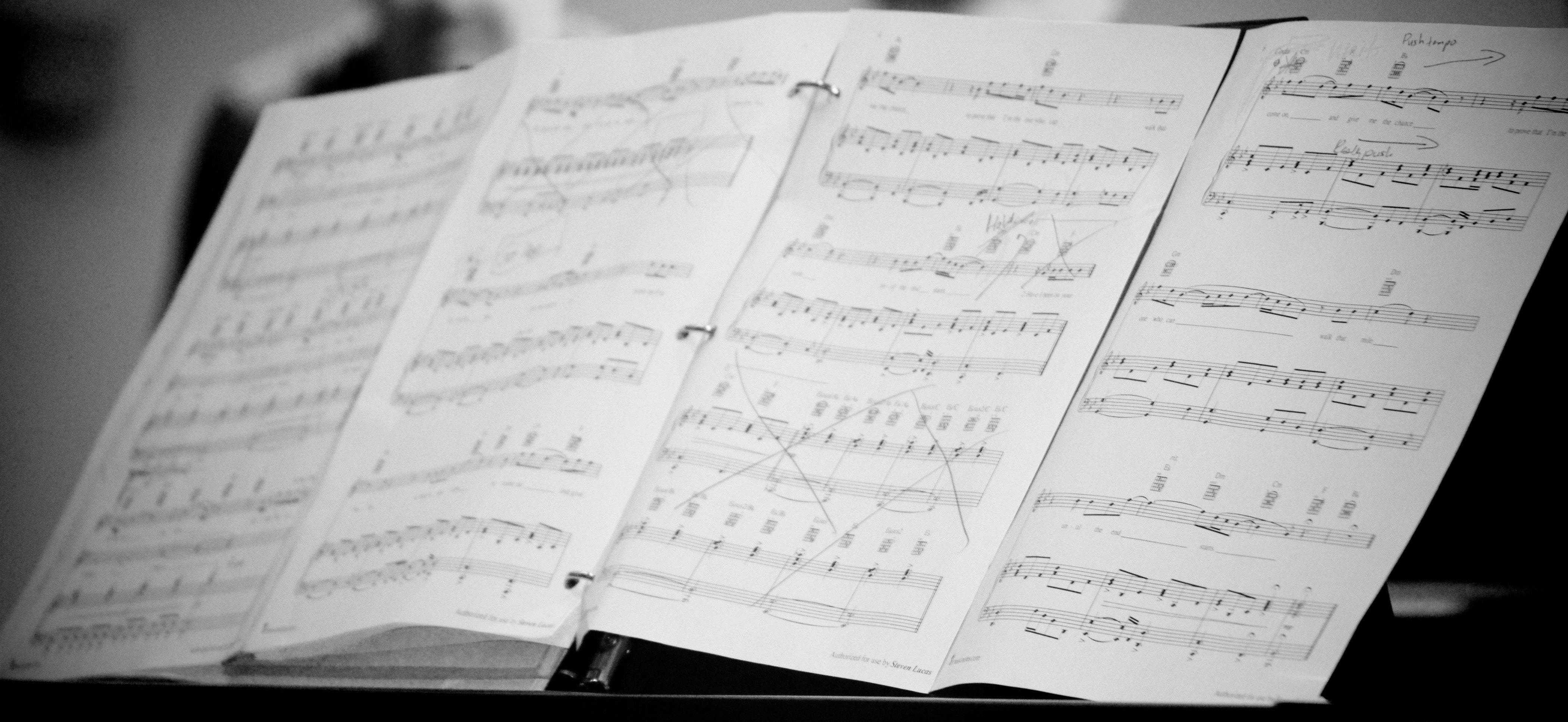 GENERAL - Generic Sheet Music